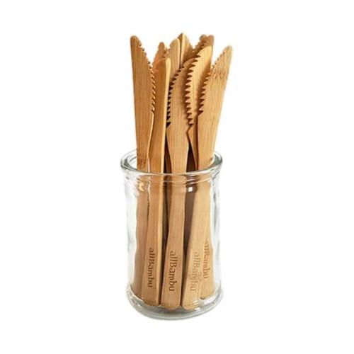 Bamboo Knives - 10 Pack