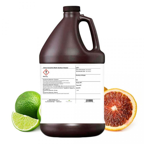 Citrus Sunshine Multi-Surface Cleaner, 1 Gallon