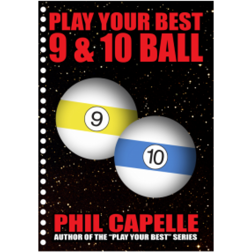 PLAY YOUR BEST 9-10 BALL