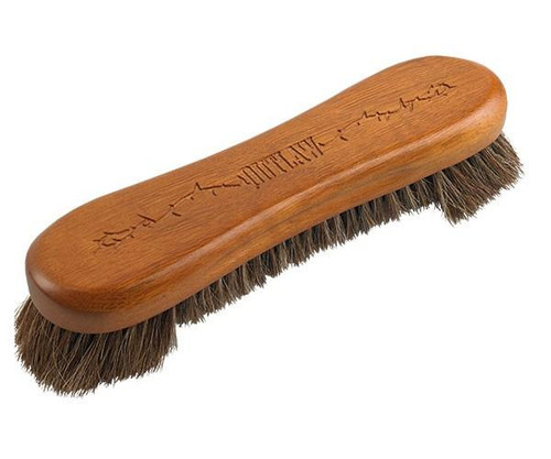 Outlaw Horsehair Pool Table Brush