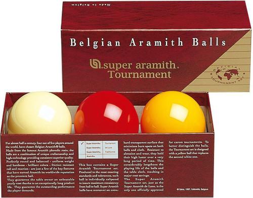Carom 61.5 mm Super Aramith Tournament