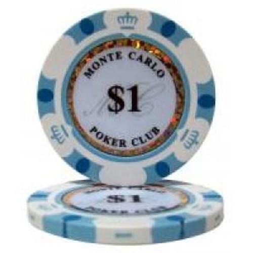 14 Gram Monte Carlo Chips