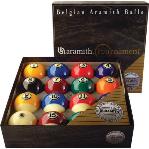 Aramith Tournament Pool Ball set