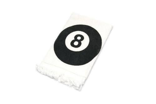 8 BALL TOWEL