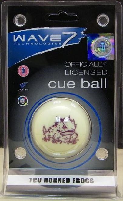 TCU CUE BALL