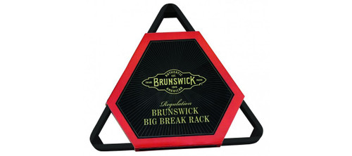 Brunswick 8 Ball Wood Triangle - Big Break