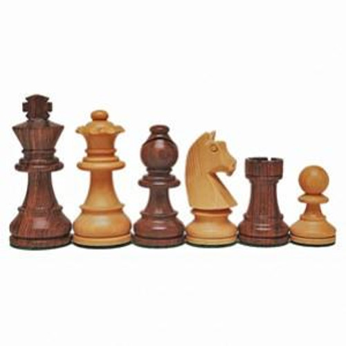 "3.75"" French Staunton Chessmen"