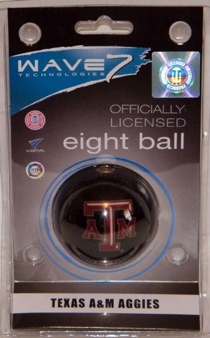 TEXAS A&M EIGHT BALL