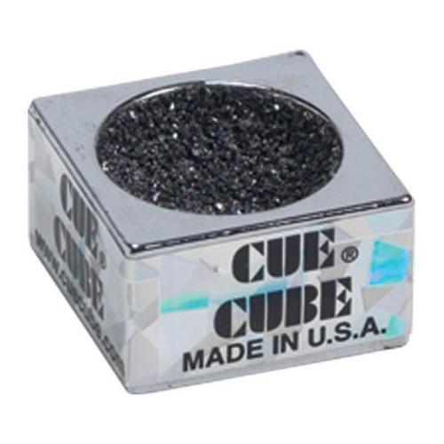 Cue Cube Tip Shaper/Scuffer