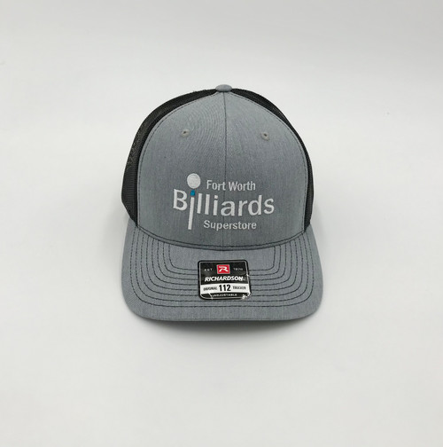 FWBS Grey & Black Snapback Hat