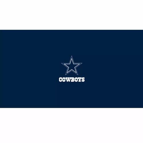 Dallas Cowboys 8' Billiard Cloth