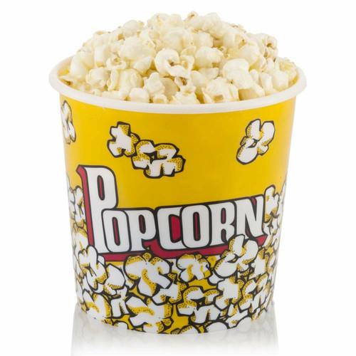 Mini Popcorn Yellow Bucket