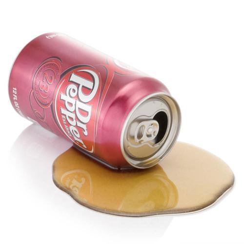 Dr. Pepper Spill