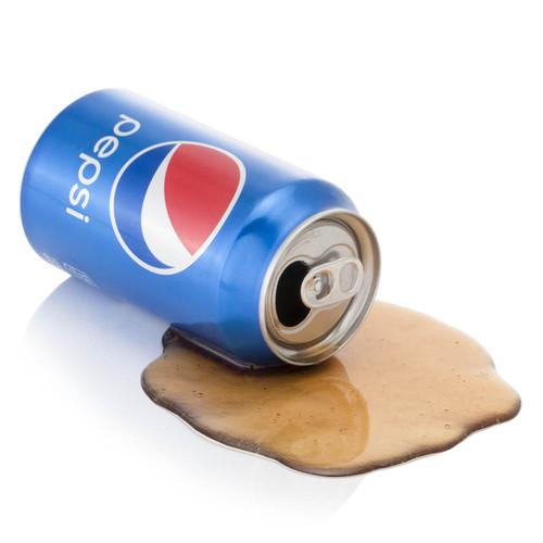 Pepsi Spill