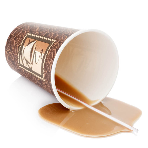 Coffee - To Go Cup - Spilled