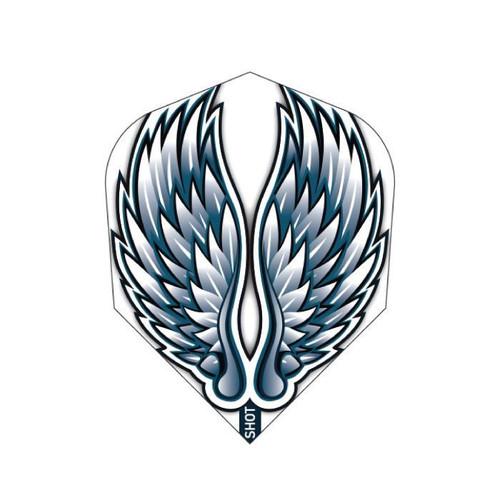 BIRDS OF PREY EAGLE WINGS DART FLIGHTS - SMALL STANDARD