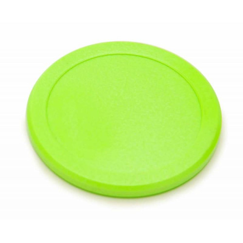 "2.5"" Dynamo Green Air Hockey Puck"