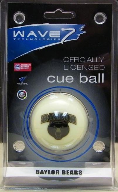 Baylor University Cue Ball