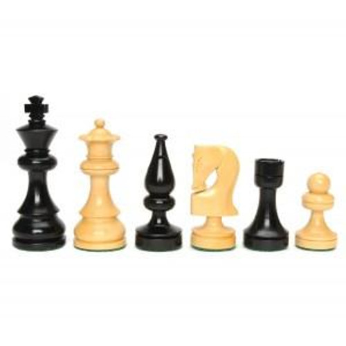 "3.5"" RUSSIAN CHESSMEN"