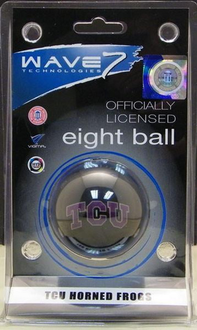 TCU EIGHT BALL