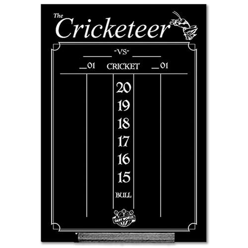 CRICKETEER LARGE BLACK CHALKBOARD
