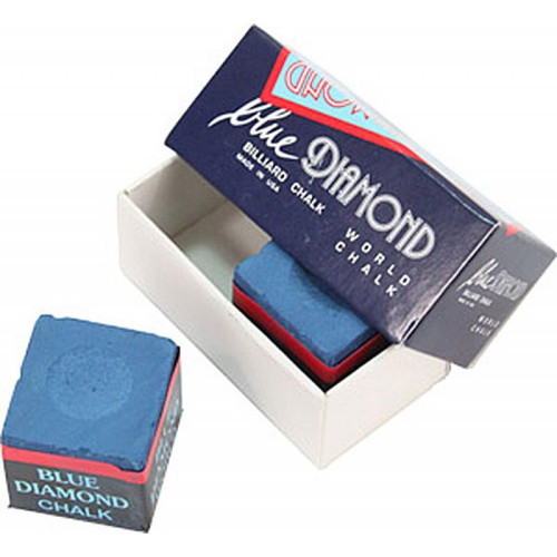 Blue Diamond Chalk-2Pc