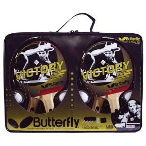 VICTORY 4PC RACKET SET