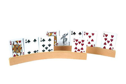 CURVED SHAPE CARD HOLDER 2 PC