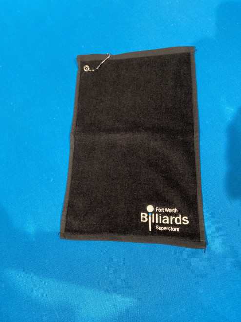 FWBS BILLIARDS TOWEL