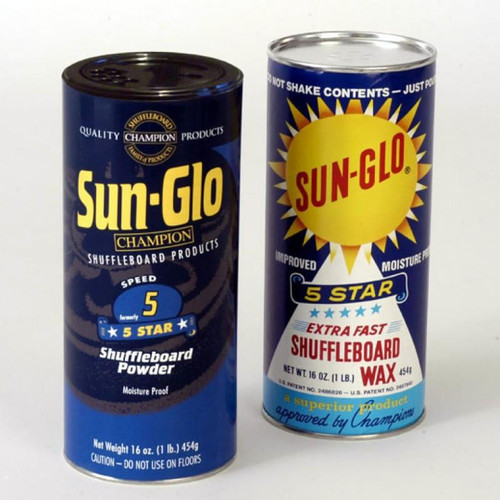 SUN-GLO SPEED 5 STAR
