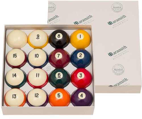 Aramith Crown Standard Pool Ball Set