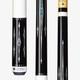 Lucasi Custom Midnight Black & Abalone Diamond Hybrid LHC99 Cue
