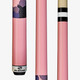 Players Pink Camo Y-G07 Shorty Cue