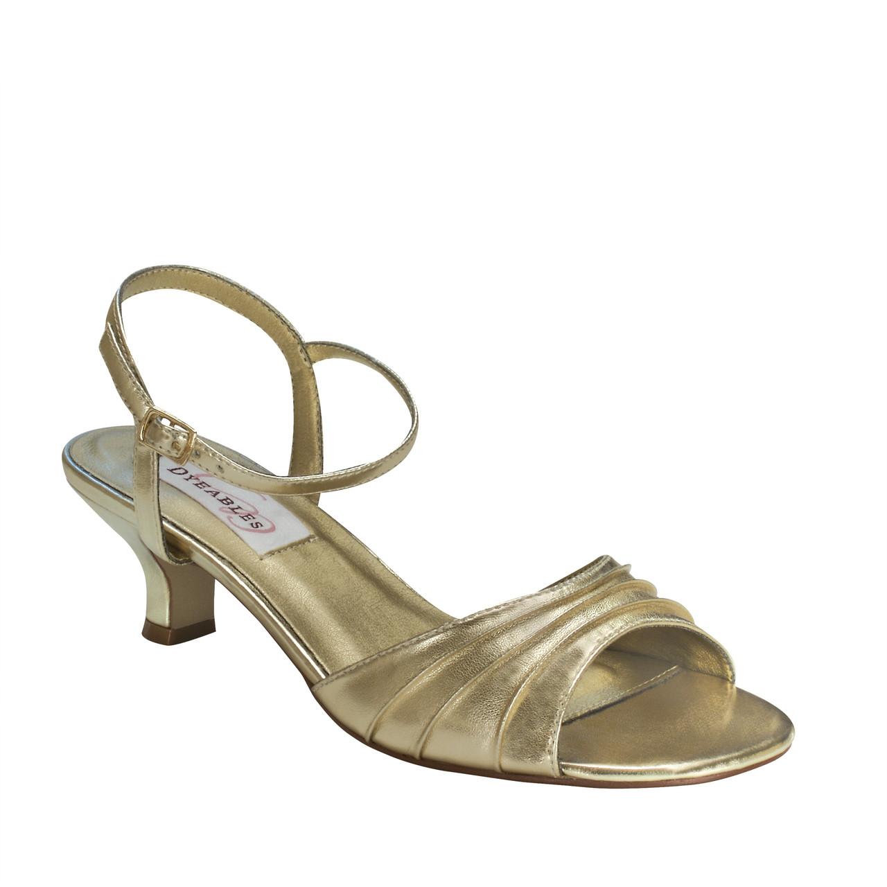 1ce91b7a58fff8 Dyeables Women s Brielle Ankle Strap Sandal - ShoeMars.com
