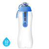 Dafi Water Bottle with Filter 10 fl oz. - Enjoy Filtered, Clean and Tasty Water Anywhere You go - Replace up to 300 Regular Water Bottles - with BPA and BPS Free Bottle!