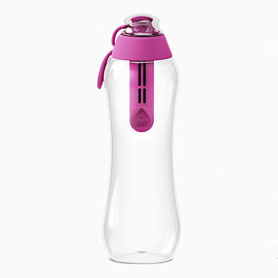 Dafi Filtering Water Bottle 24 fl oz Made In Europe BPA Free