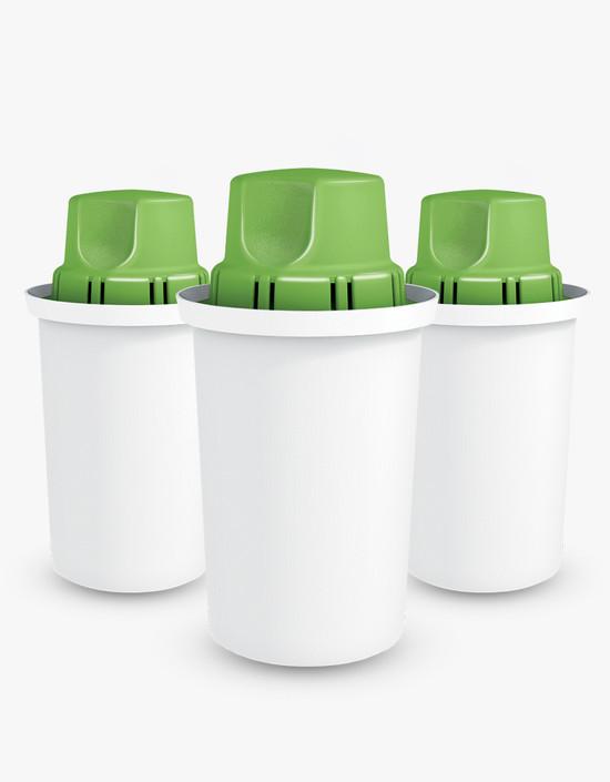 Dafi Alkaline UP Filter Cartridge 3-Pack Made In Europe BPA-Free