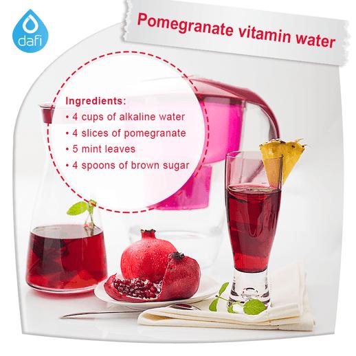 Pomegranate Vitamin Water