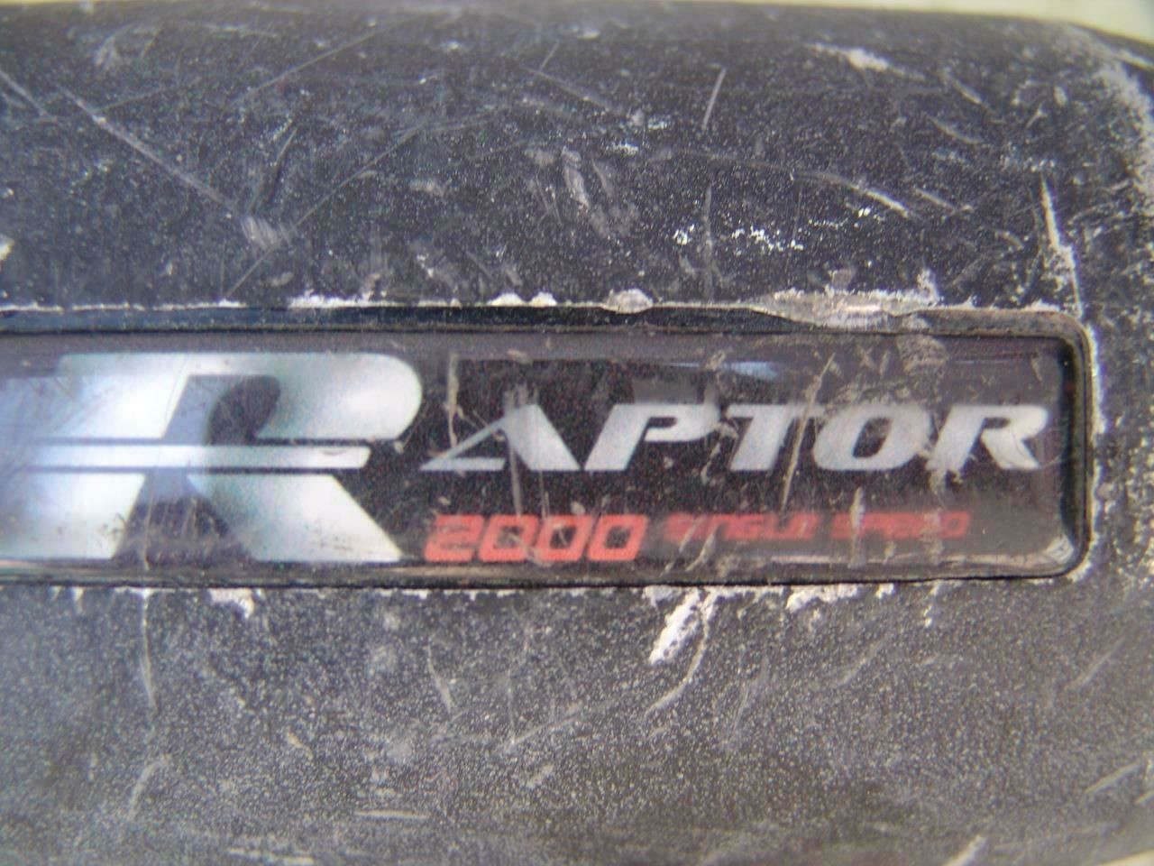 Raptor 2000 Torcup Pneumatic Torque Wrench Works Fine   Unit #9