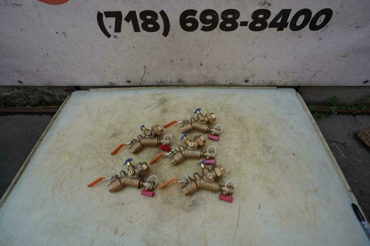 Victaulic Balancer Valve 78Y 3/4 inch Brand New Set of 5. (About 100 available)