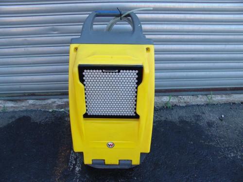 Wacker Neuson ad115lgr portable air dehumidifier 1058 hours works fine bg1