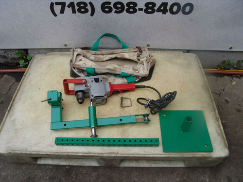 Greenlee Cable Tugger Puller Model 1201 NIce Unit