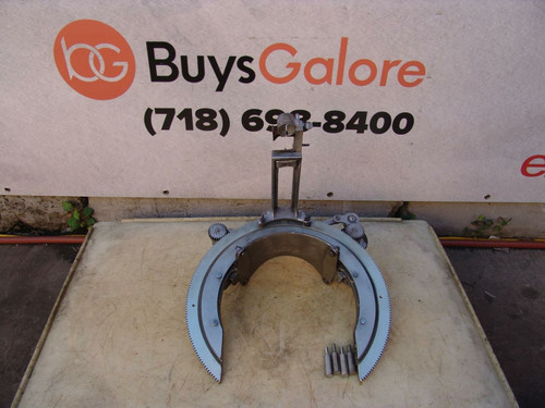 Mathey Dearman 2SA Pipe Beveling Machine Beveler Welder Cutter  Nice Shape #10