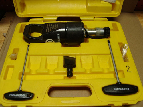 Enerpac NC-3241 Hydraulic Nut Splitter up to 1.56 inch 20 Ton  New Condition  #2