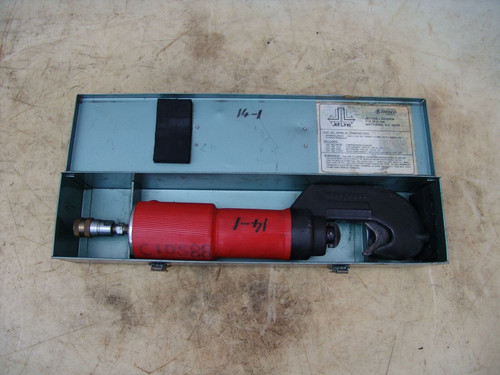 Thomas Industries Jet Line Dieless Hydraulic Crimper  from 1.0 AWG to 750 MCM