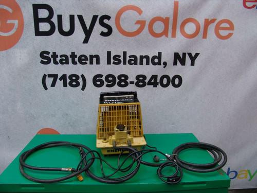 Enerpac Double Acting Hydraulic Pump Pipe Bender 10,000psi Model PER-1341 #467