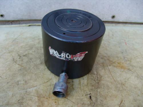 """Europress Hydraulic Cylinder 100 Ton 2"""" Stroke Model CMP100N50 Enerpac    #3"""