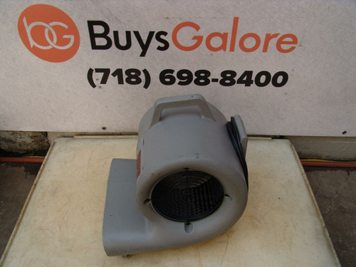 Century 400 Hurricane Pro Carpet Blower Dryer Fan Air Mover 120 volts   #2