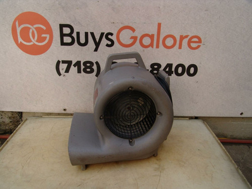 Century 400 Hurricane Pro Carpet Blower Dryer Fan Air Mover 120 volts   #1