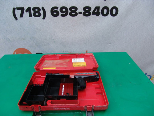 Hilti DX36M & M62 Powder Actuated Nail Stud Gun Tool Works Great   #3